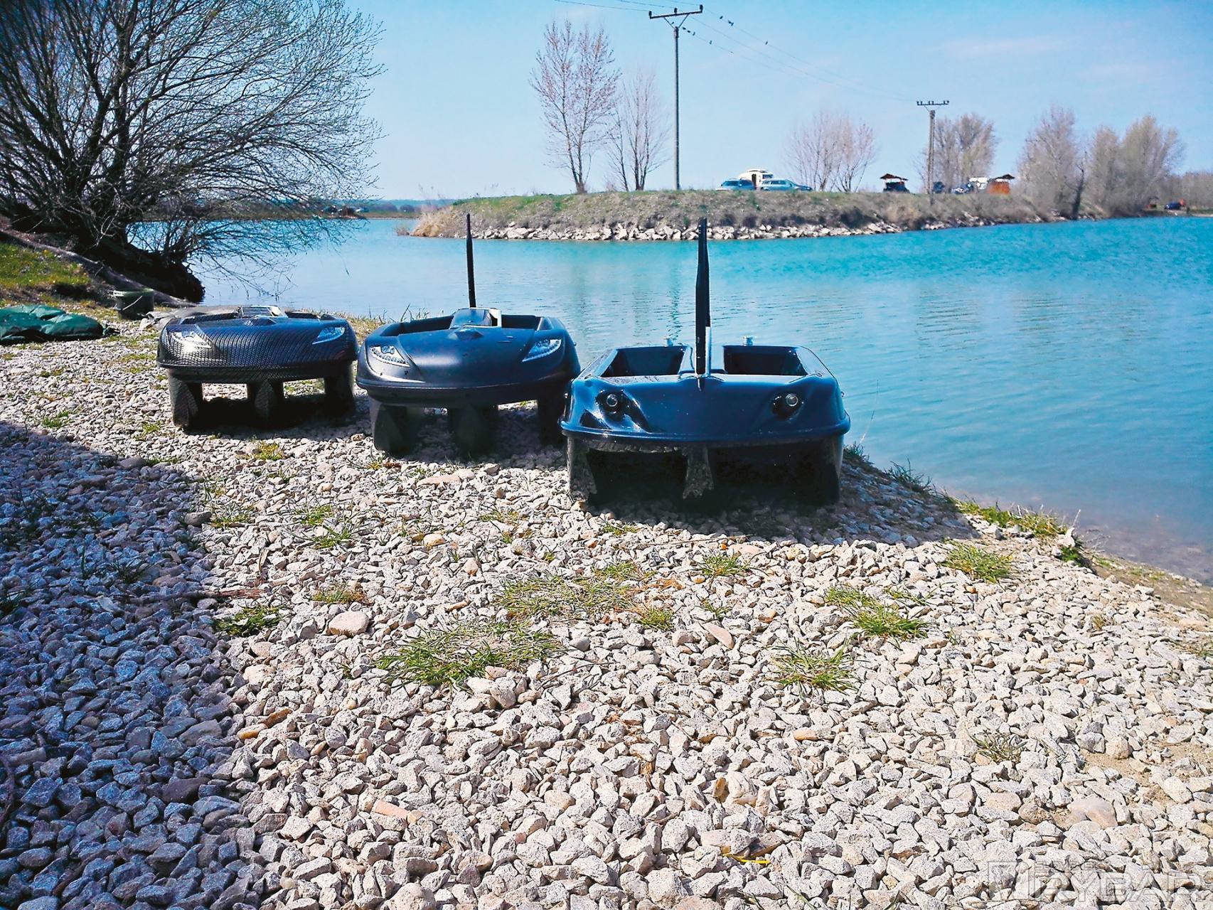 Seriál o zavážacích loďkách, 1. časť 1