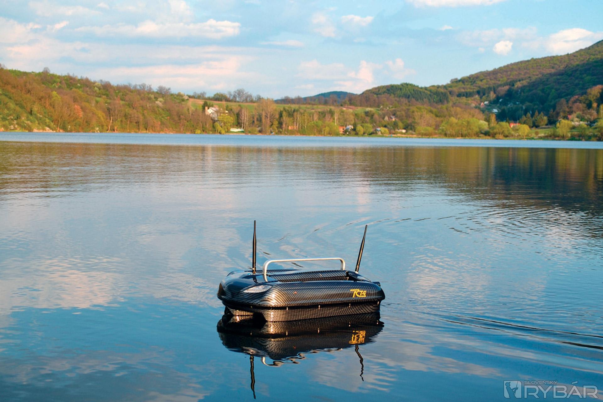 Seriál o zavážacích loďkách, 3. časť - Príslušenstvo k zavážacím loďkám 3